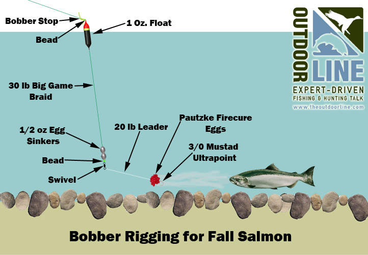 How to Hook Salmon Eggs for Bait recommendations