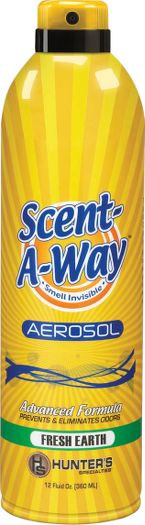 Scent-A-Way Aerosol Spray