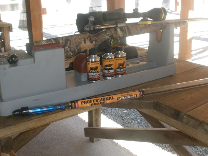 Montana X-Stream Rifle Cleaning Products
