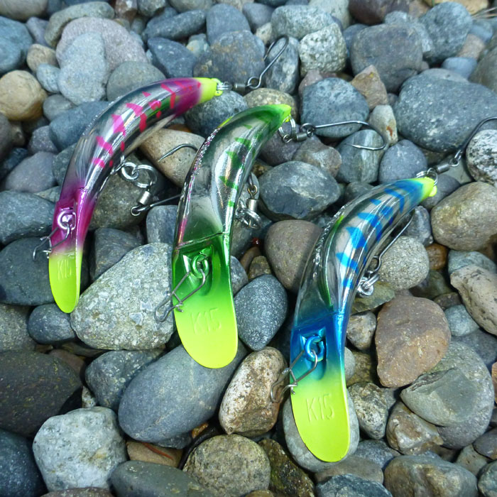 2015 Luhr Jensen Kwikfish colors