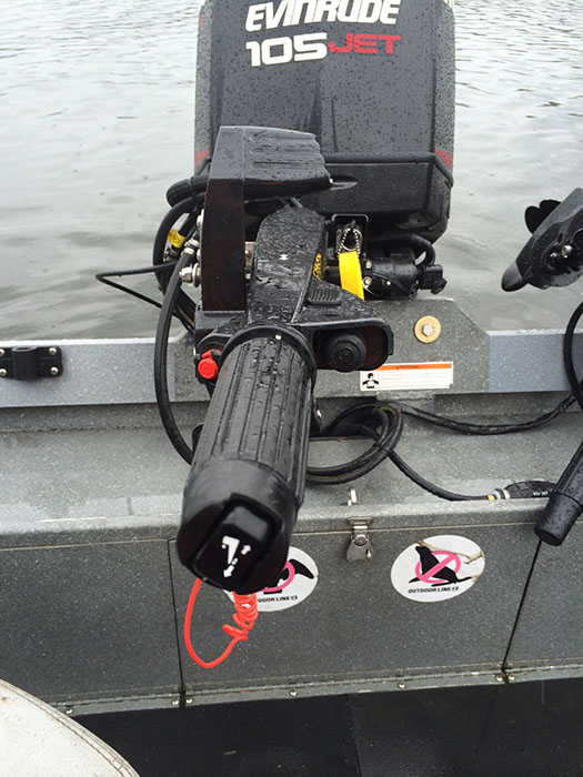 Runnin' Skinny with the Evinrude 105 Jet | The Outdoor Line Blog