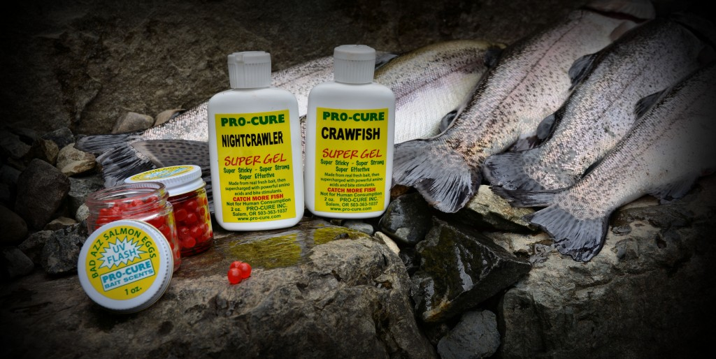 Adding scents attract fish and also cover any unwanted smells you put onto your baits or lures -Jason Brooks