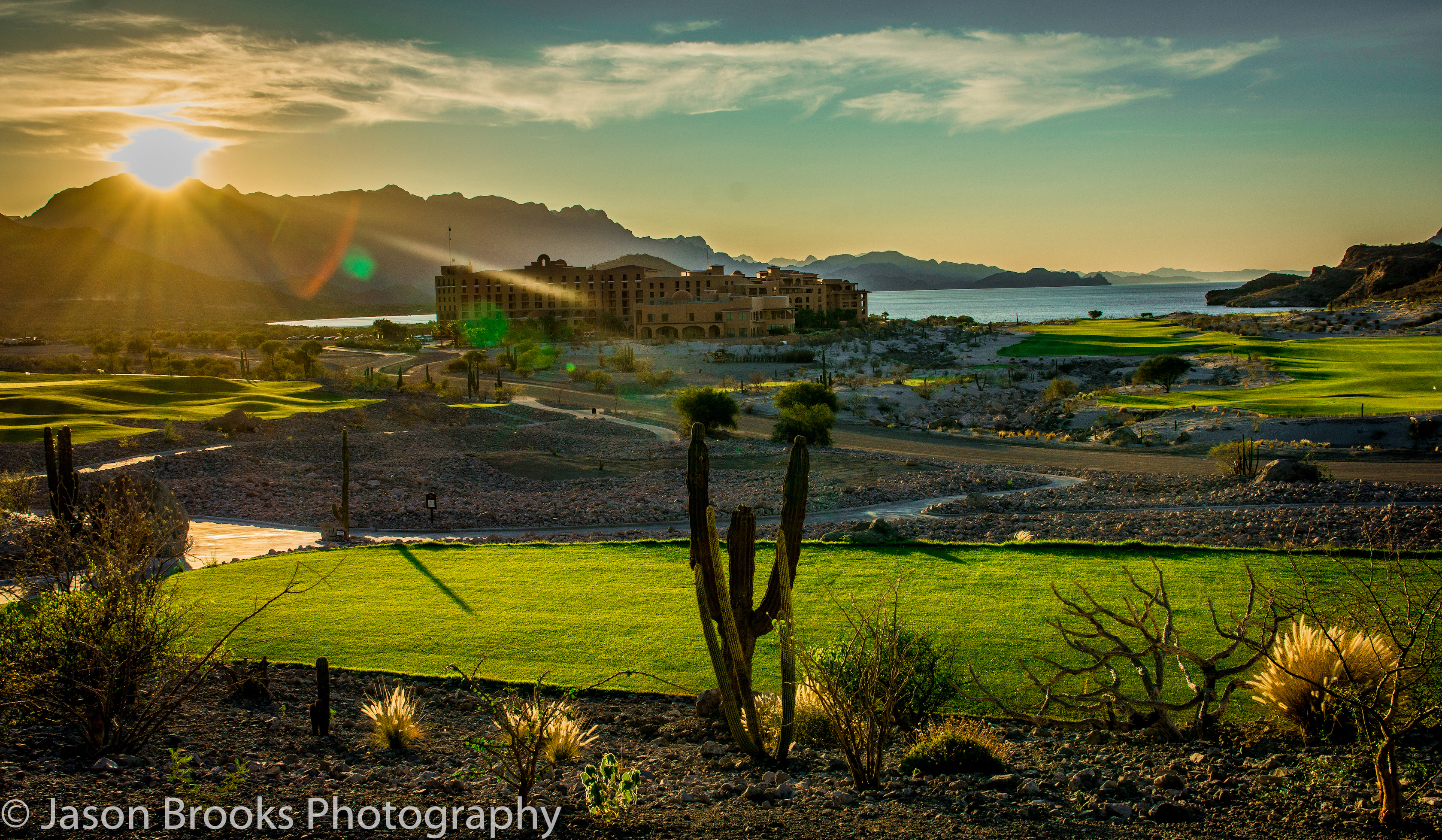 Villa del Palmar resort is a family friendly world class resort on the Baja Peninsula-Jason Brooks