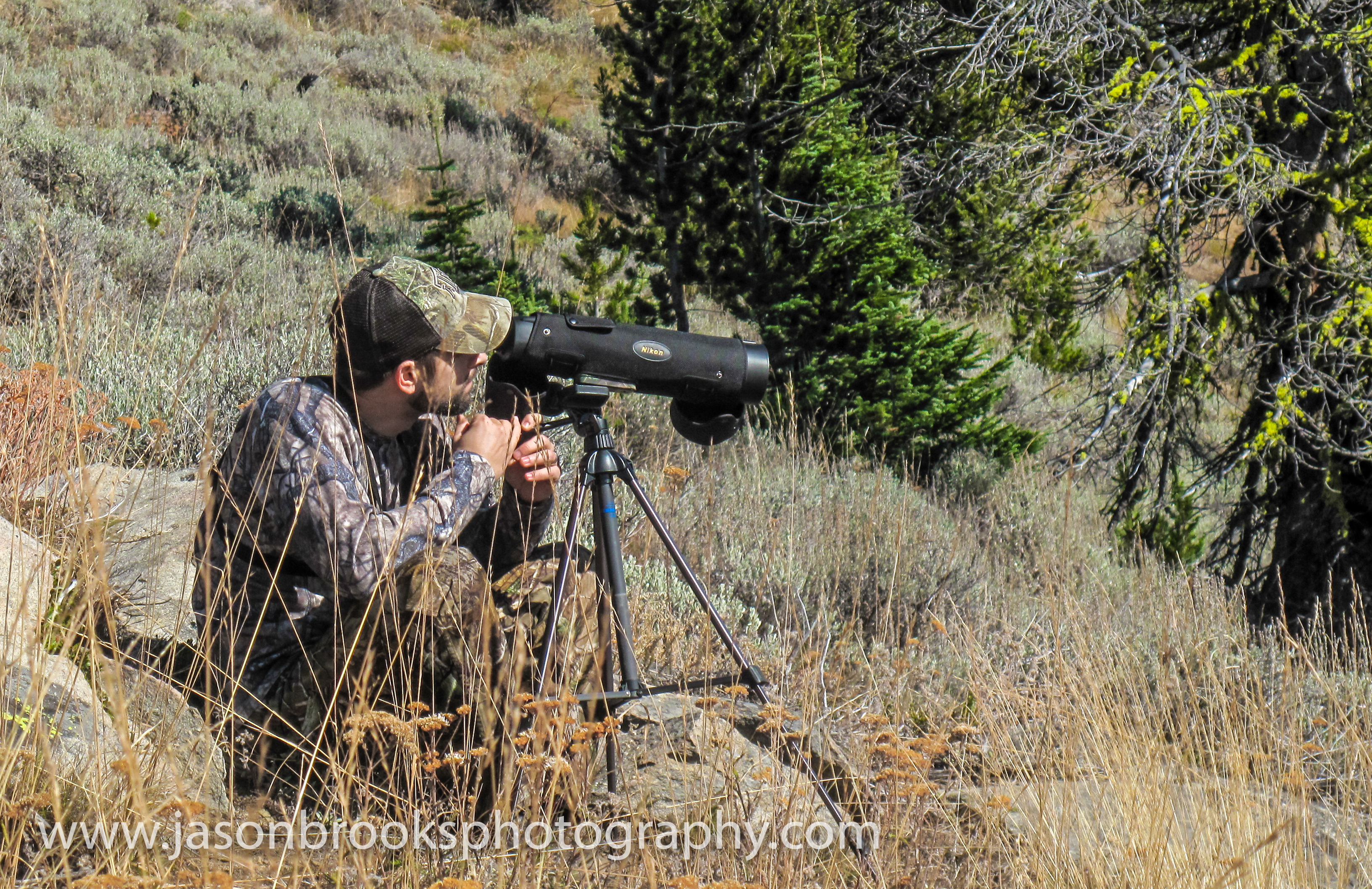 Scouting, and learning new areas lead to successful hunts-Jason Brooks