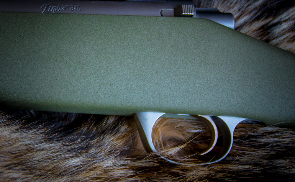Rifle Review: Kimber Mountain Ascent | The Outdoor Line Blog