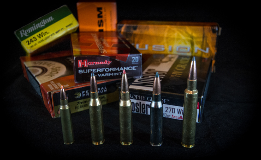 Are You Using the Right Bullet? | The Outdoor Line Blog