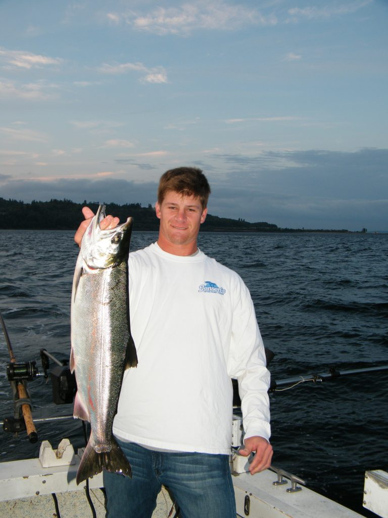 Salmon forecasts reveal a robust coho return in 2019 but